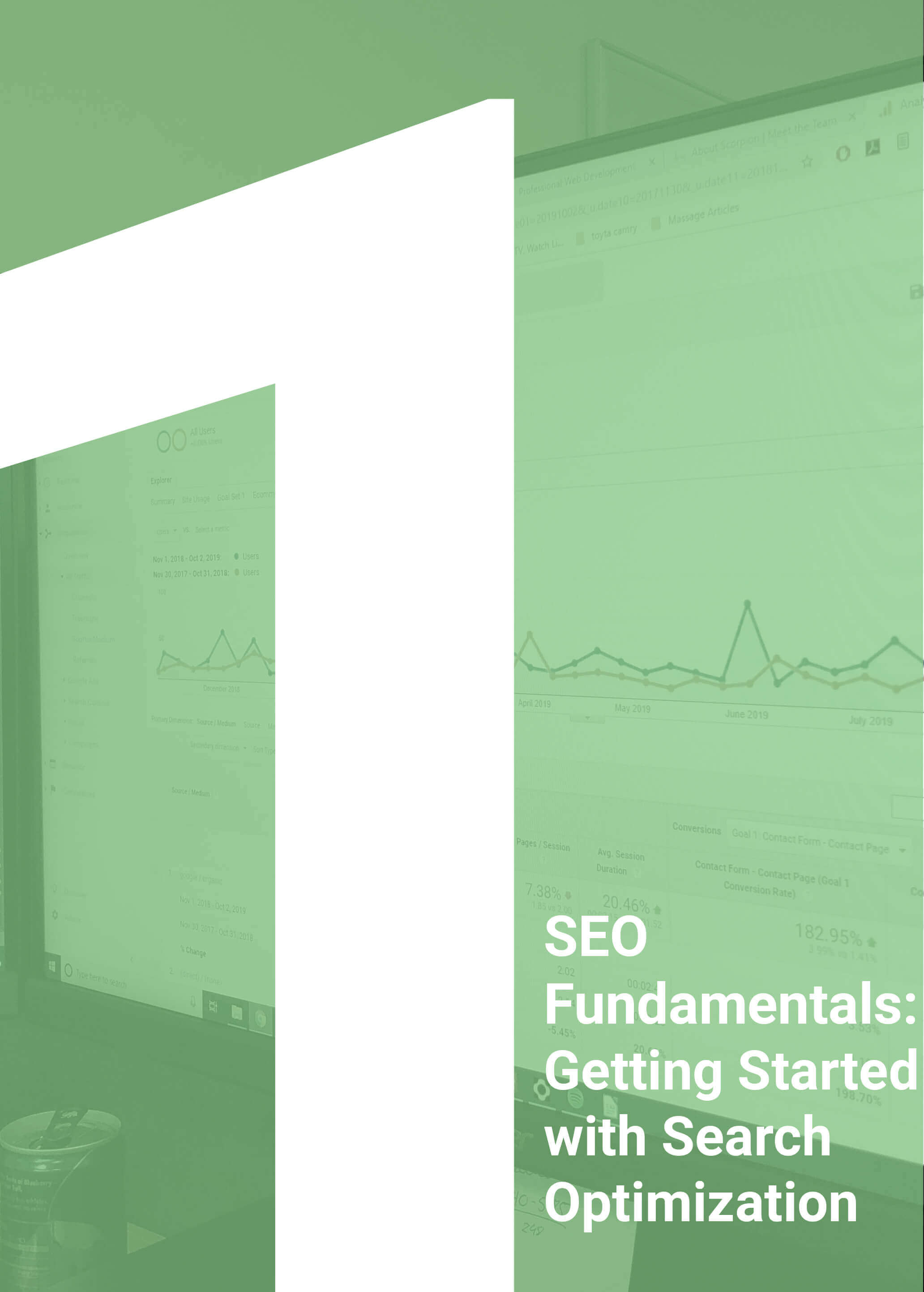 SEO Fundamentals Cover